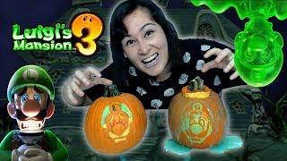 Luigi's Mansion 3 Pumpkins