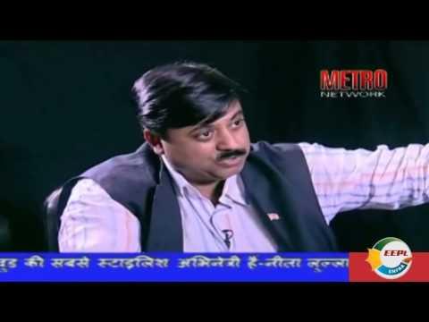 Mumbai Metropolitan Region - Infrastructure Woes & Way Forward - Prof. A. G. Iyer on Metro Network