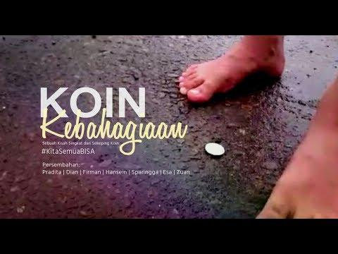 Lubuklinggau Short Movie Festival 2017 : Koin Kebahagiaan (A) #KitaSemuaBisa