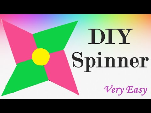 DIY Spinner without bearing
