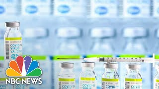 First Look At Ultracold Freezers That Will Store Covid Vaccines | NBC News NOW