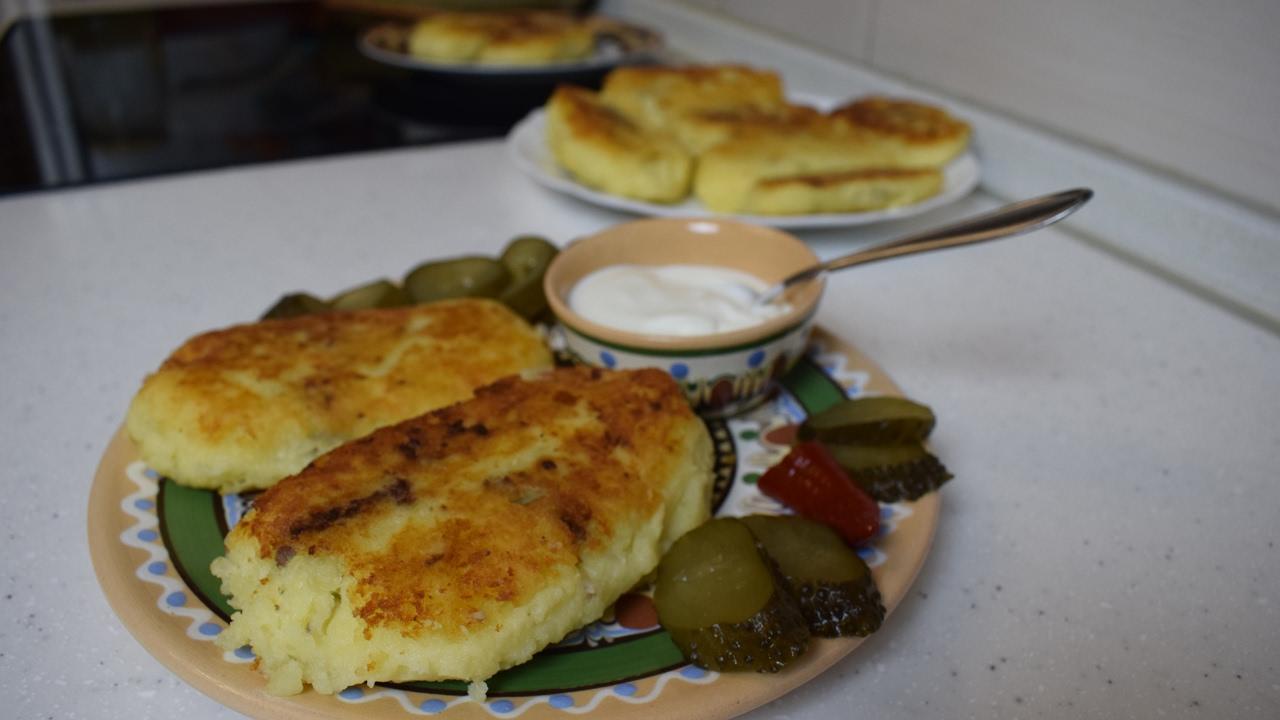 Картофельные зразы с мясом / Простой и вкусный рецепт