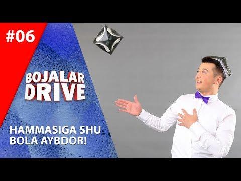 Bojalar Drive 6-son  HAMMASIGA SHU BOLA AYBDOR!