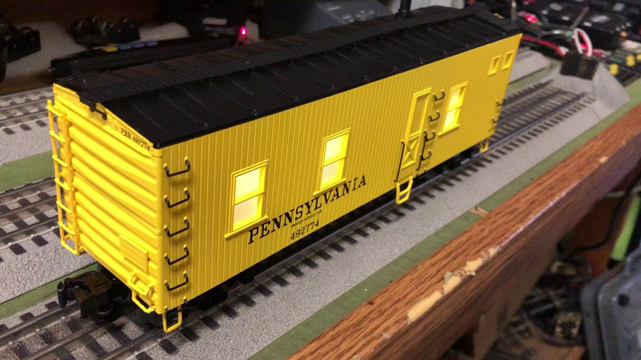 Incoming at The Imperial Train Company | O Gauge Railroading