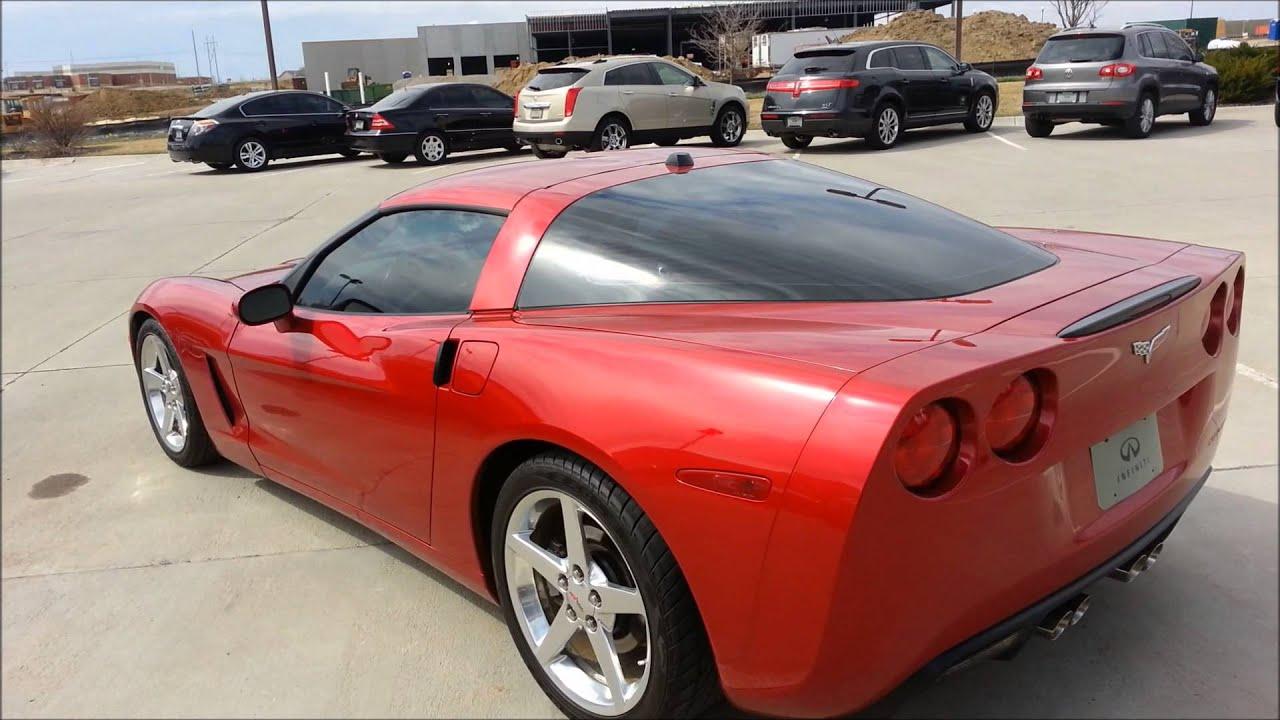 Corvette 400 HP 6.0 liters V8 2005 - YouTube