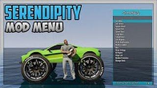 [PS3] GTA 5 Mod Menu - SERENDIPITY v4.2 + DOWNLOAD (GTA 5 MODS)