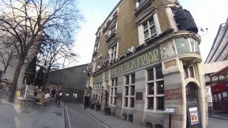 London Walking Pub Tour- Mind the Gap (30 sec review)