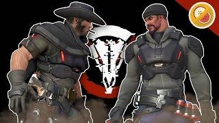 BLACKWATCH CIVIL WAR! | Overwatch Gameplay (Uprising Update)