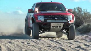 Ford Raptor Icon Testing - San Felipe, Mexico