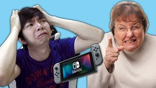 Nintendo Baru Gw Di Sita, TOLONG!!!!