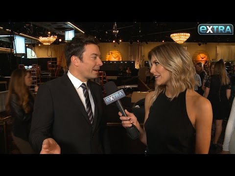 Thumbnail: Jimmy Fallon Talks Golden Globes 2017 — Who Are the Big Surprise Guests?