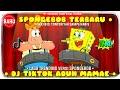 Dj Tiktok Aduh Mamae Ada Gadis Baju Merah Versi Spongebob Terbaru Full Dance Spongebob  Mp3 - Mp4 Download