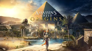 Ubisoft - Assassin's Creed: Origins with You Want it Darker~by Leonard Cohen #2018