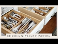 HOME ORGANIZATION TIP: How To Incorporate Style & Function Into Your Kitchen