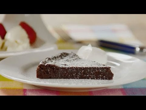 How to Make Flourless Chocolate Cake | Gluten-Free Recipes ...