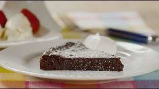 Gluten-free Recipes - How To Make Flourless Chocolate Cake