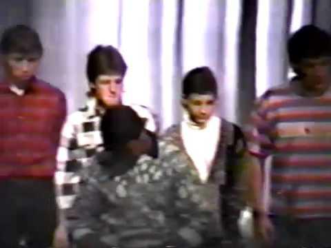 1989 West Holmes High School Freshman Football Highlights