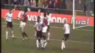 Ferdinand's goal