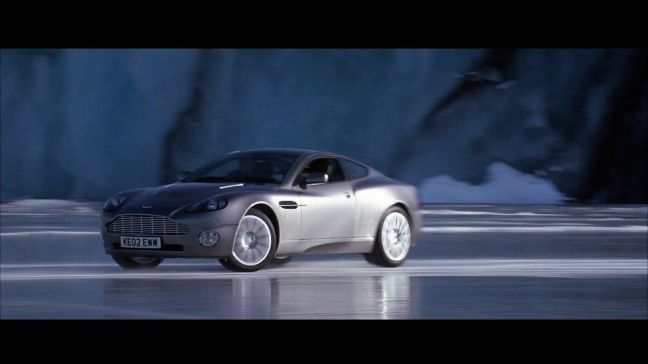 007 ボンドカー Vol 20 Aston Martin V12 Vanquish James Bond Car In Die Another Day Youtube
