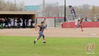 Highlights: Softball vs. NDSU Game 1