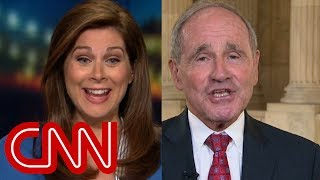 Senator's Trump claim astounds Erin Burnett