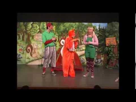 Koza Tiyatrosu Çocuk Oyunu İki Çocuğun...