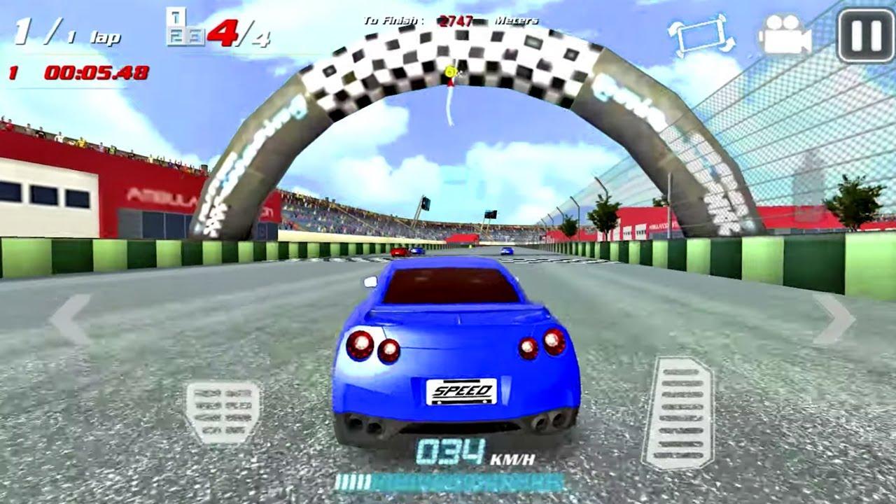 Jogos de Carros - Carrera  de Carros Esportivos
