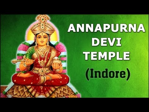 Indian Temple - Annapurna Devi Temple Indore - Indian Temple Tours