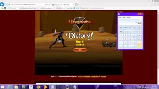 Dragonfable XP glitch cheat engine 6.3 2014