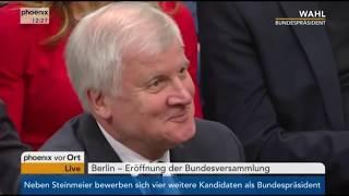Norbert Lammert und der letzte Bayer