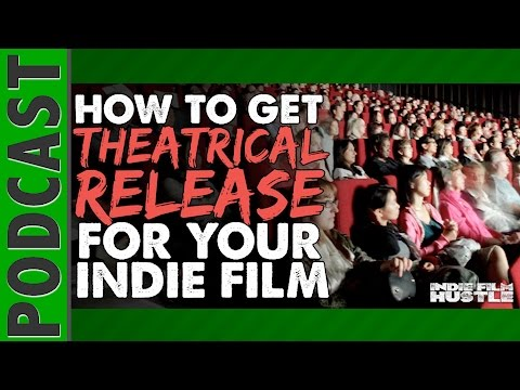 Theatrical Self Distribution of Indie Films Made Easy with T