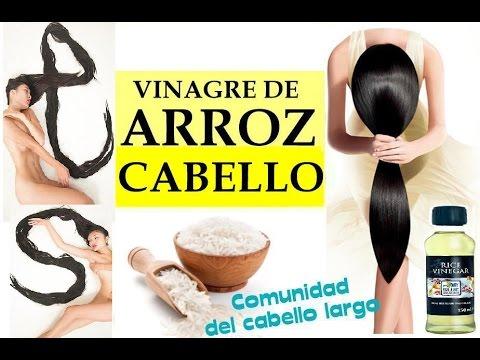 Descubra el poder del VINAGRE DE ARROZ EN SU CABELLO y verá que sucede e39ed25e985c