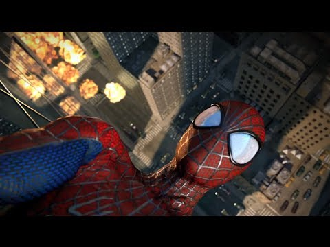 The Amazing Spider-Man 2 video game launch trailer UK | HD
