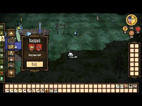 Don't Starve: Mods! - RPG Hud