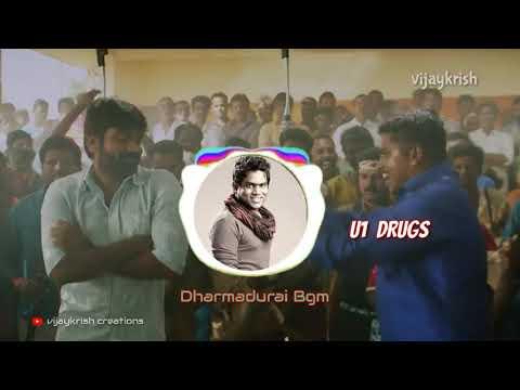 Yuvan bgm king dharmadurai movie bgm makka kalanguthapa song