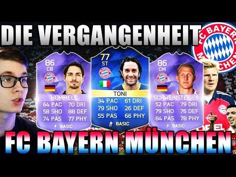 FIFA 16: ULTIMATE TEAM (DEUTSCH) - DIE VERGANGENHEIT - FC Bayern München! [FT HUMMELS & CO] #35