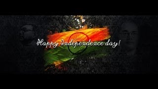 Independence Day India 2013, Best Patriotic Songs, 15th August Swatantra Diwas..!!