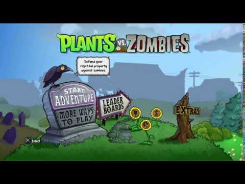 Rpcs3 - Plants Versus Zombies (Plants VS Zombies)