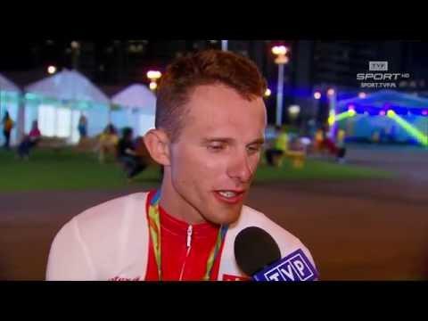Rio2016, Rafał Majka: naprawdę nie wiem jak uniknąłem kraksy