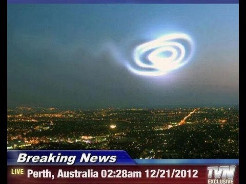 REAL Eyewitness Footage of the End of the World 2012!