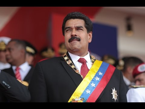 CHAOS in Venezuela: President Maduro Has Staged a Coup