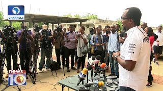 Siasia Shelves Press Conference On Advice Of Legal Team