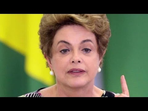 Major Brazilian party leaving Rousseff's coalition
