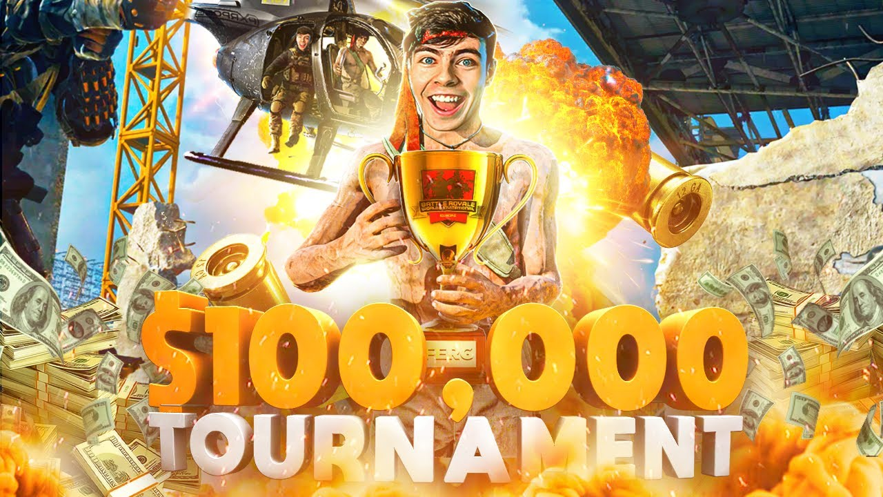 Download $100,000 TOURNAMENT FINALS in COD MOBILE