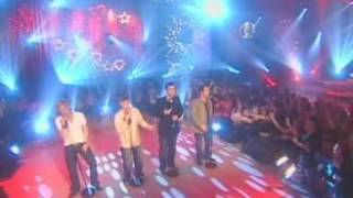 WESTLIFE Obvious CDUK 07/02/2004 (No Bryan)