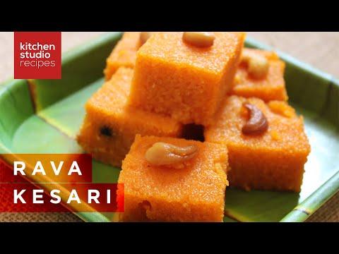 Download Rava Kesari Recipe   Easy and Tasty   How to make Rava Kesari