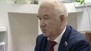 Депутати ГД РФ і ТОД відвідали поліклініку в Лабитнангі