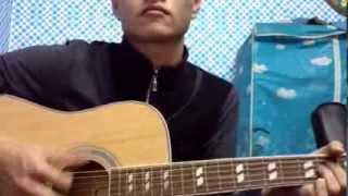 Chân ngắn - cover guitar