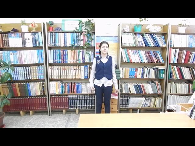 Изображение предпросмотра прочтения – СоняМаргарян читает произведение «Парус (Белеет парус одинокий…)» М.Ю.Лермонтова