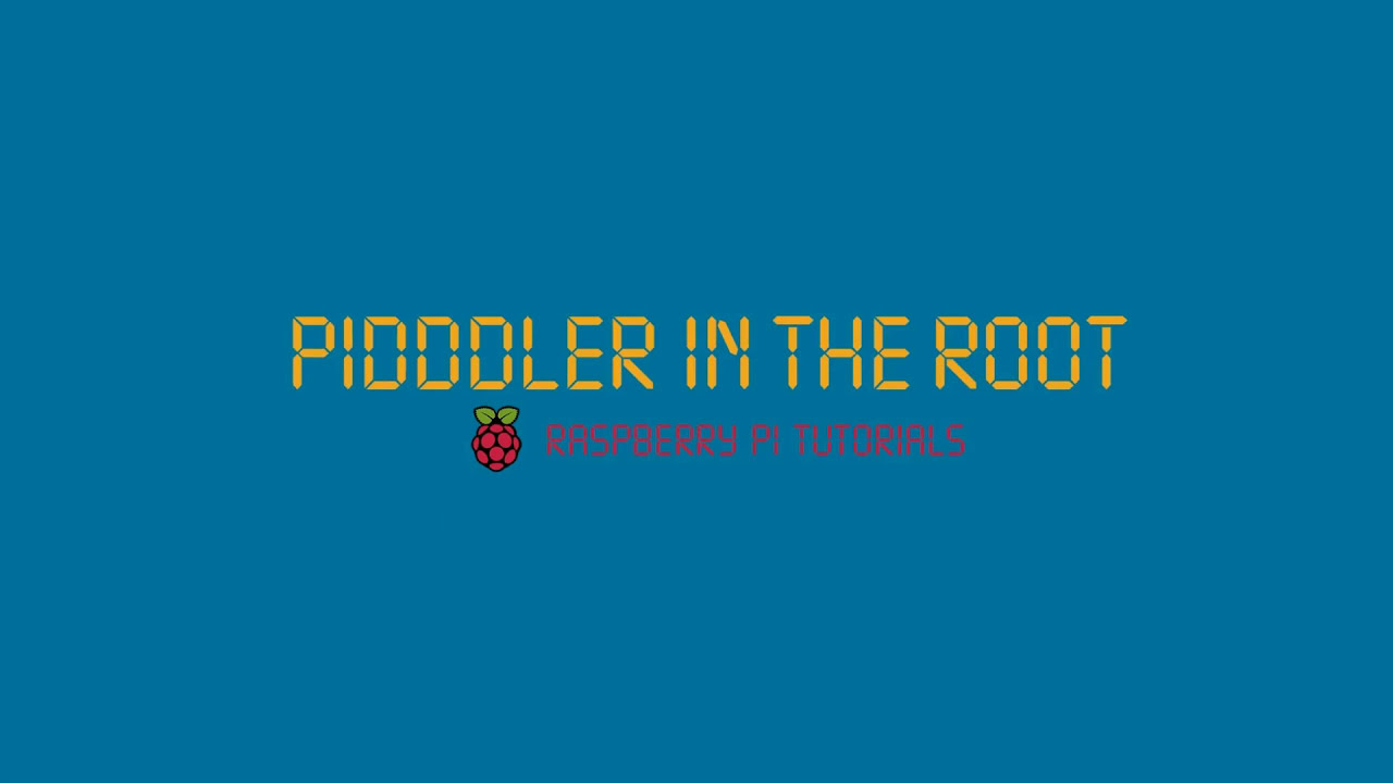 Usb Barcode Scanner (Raspberry Pi)  Piddlerintheroot 07:57 HD